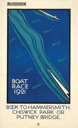 Boat Race 1921