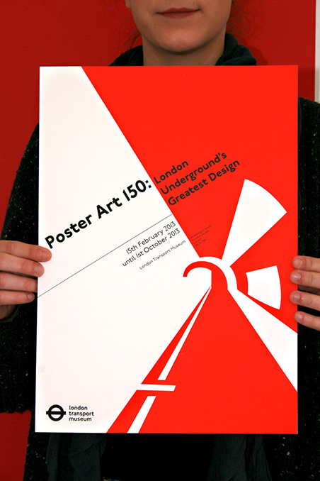 Poster Art 150 Inspires Graphic Design Students