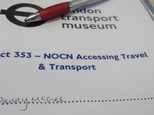 NOCN Travel & Transport Portfolio