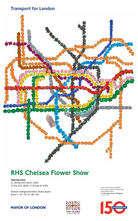 ChelseaFlowerShow2013