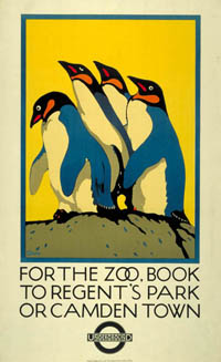 61-For the zoo book to Regent's Park
