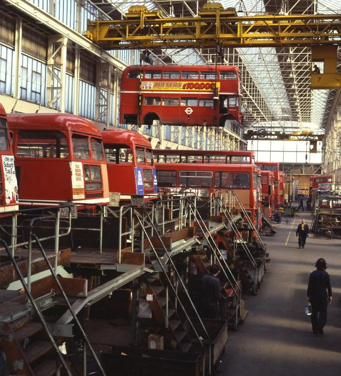 Routemaster – The Bus We Loved