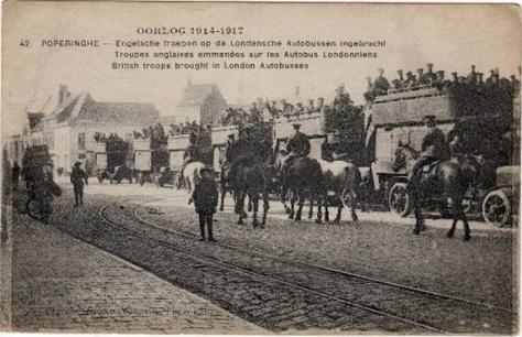 Poperinge WW1