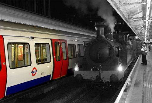 Past becomes Present with Steam Underground