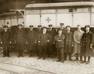 fww - ambulances
