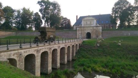 citadel barracks arras