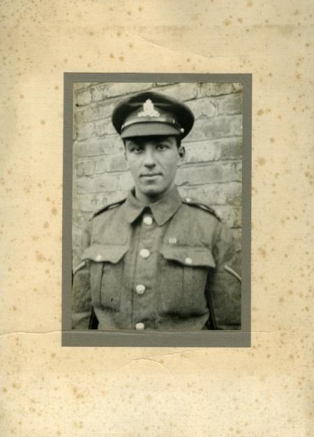 Phillip Sydney Bowden, 1918