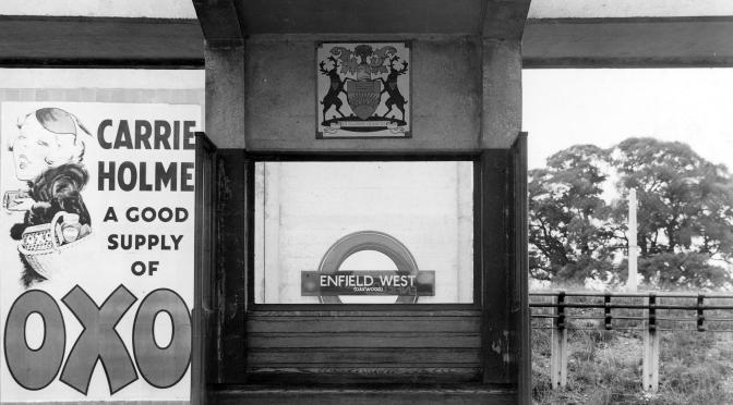 Archive Architecture: Enfield West (now Oakwood)