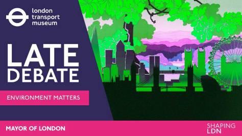 Late Debate: Environment matters