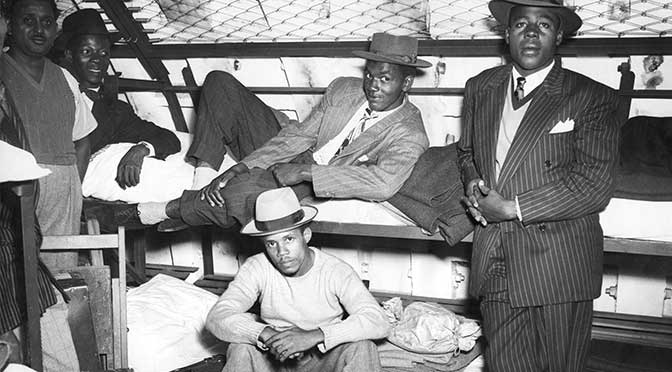 70th Anniversary of the SS Empire Windrush