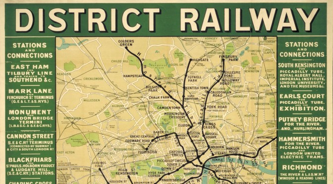 District line: a history in maps