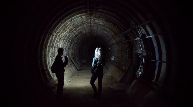 Uncovering Hidden London