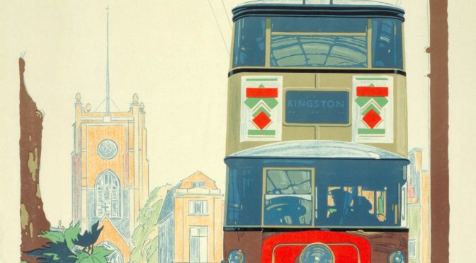 Celebrating London's tramways past and present
