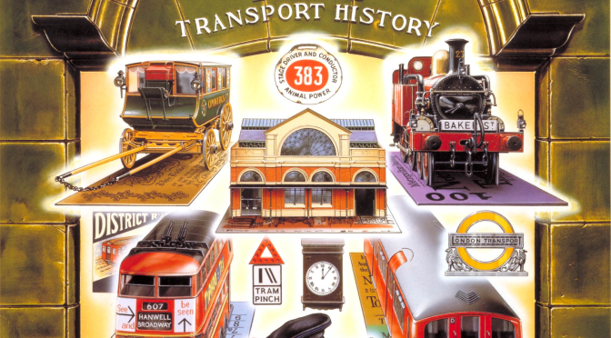 London Transport Museum's Ruby Anniversary