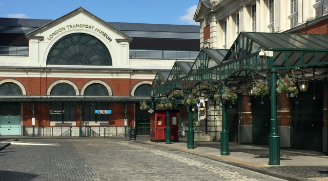 A Visit to Covent Garden